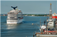 2019 Carnival Dream Sets Sail on First Cruise From Galveston