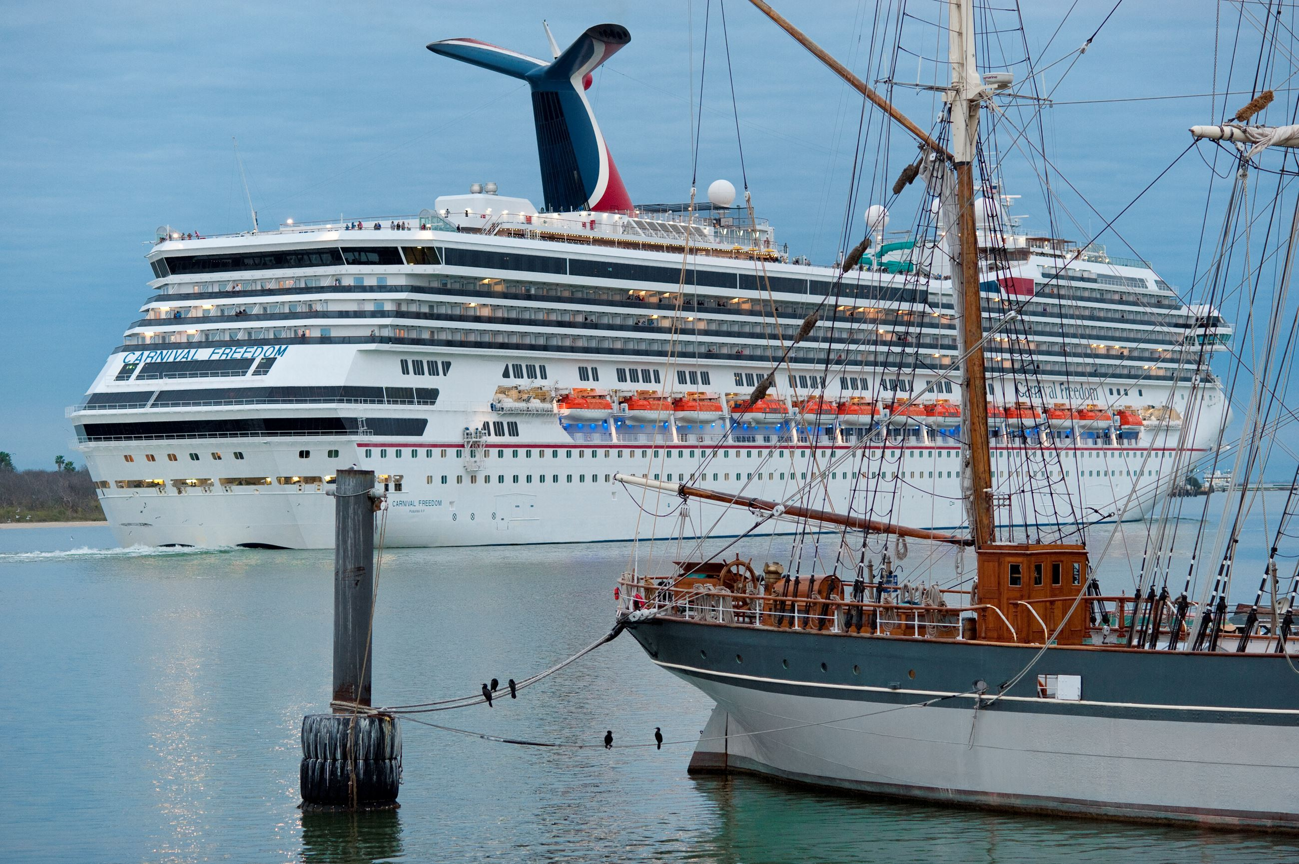 2015 Carnival Freedom