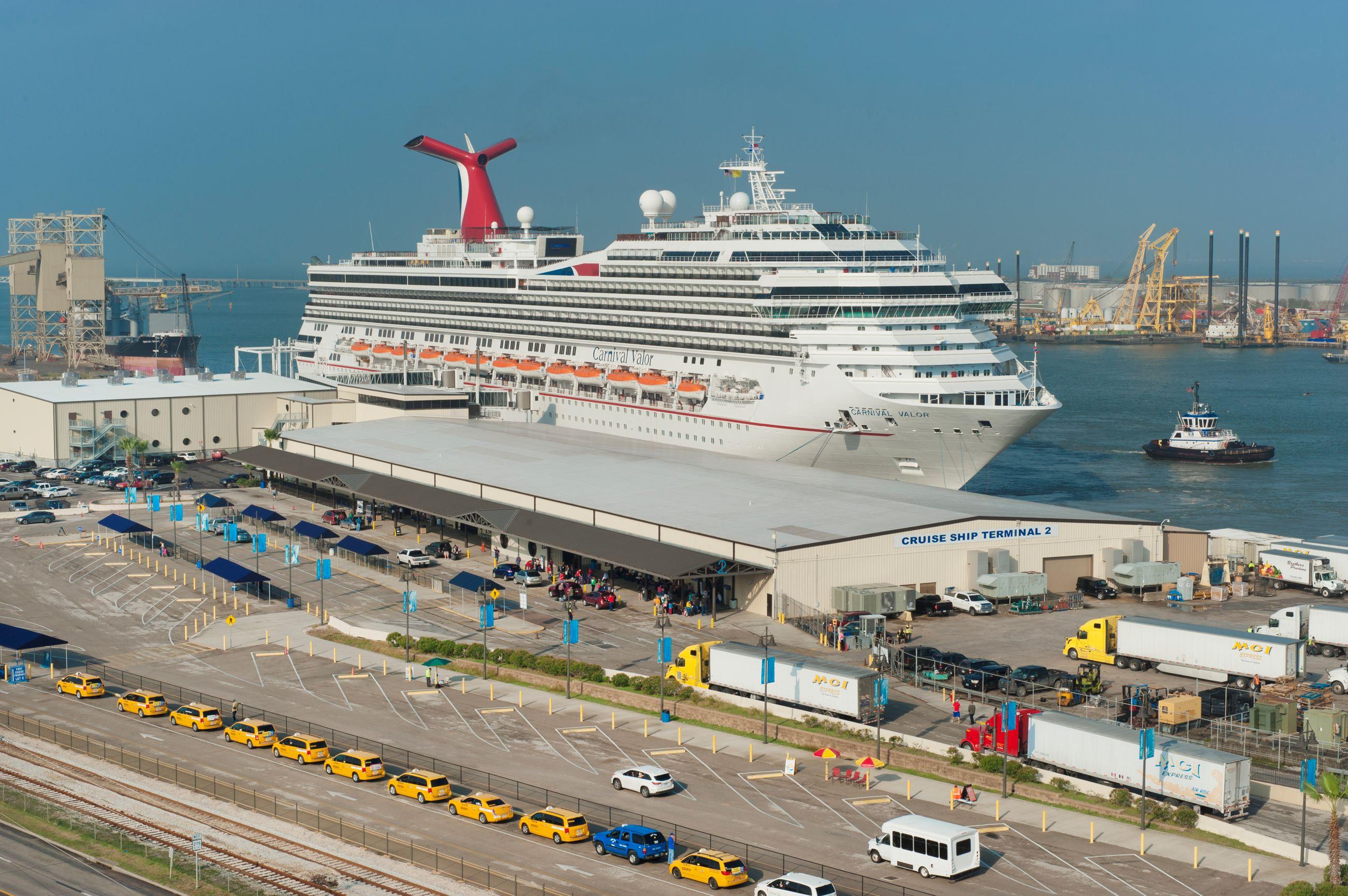 Port Of Galveston Tx Official Website