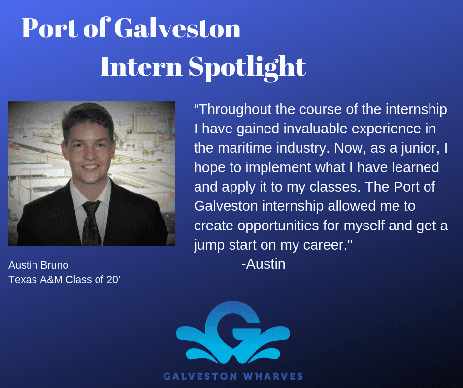 2019 Intern Spotlight Austin
