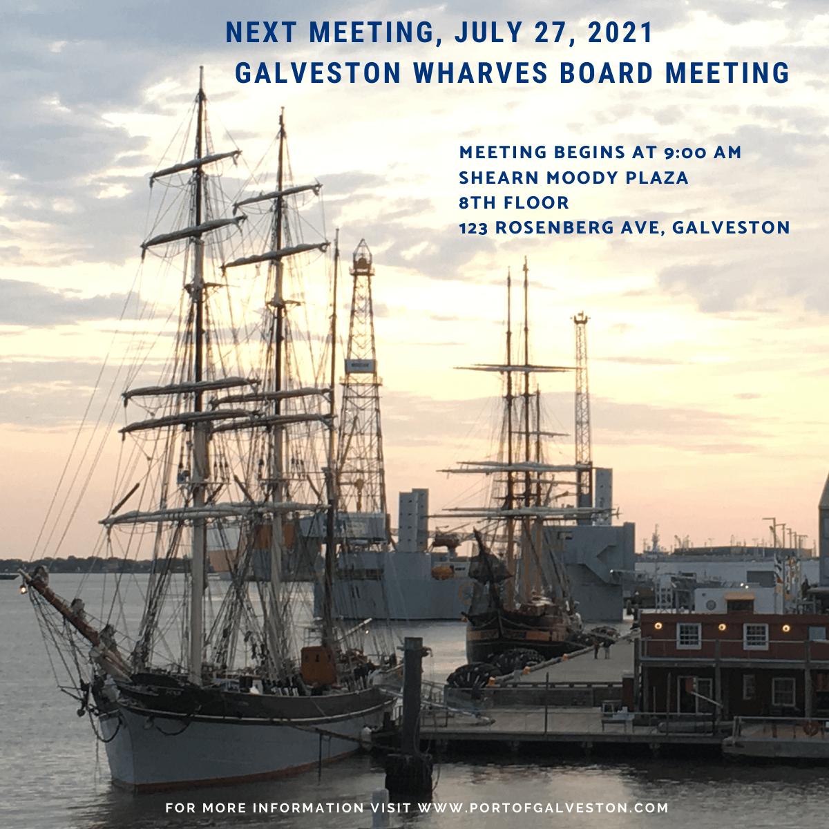 2021 Board Meetings Announcement  website slideshow (2)