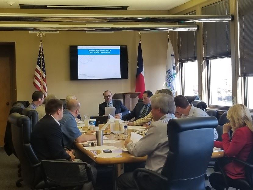 2018 Port of Call Commitee Meeting